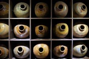 Anforas de vino romano